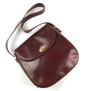 HOBO leather convertible shoulder bag handbag
